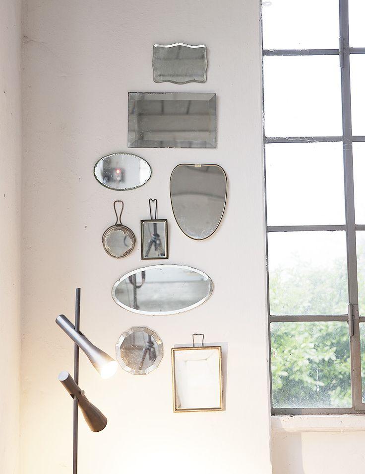 Oltre 25 fantastiche idee su specchi vintage su pinterest - Specchi per casa ...