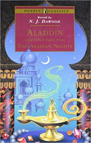 Aladdin and Other Tales from the Arabian Nights (Puffin Classics): Anonymous, William Harvey, N. J. Dawood: 9780140367829: Amazon.com: Books