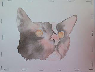 Studio at the Farm: More Cheshire Cats ...