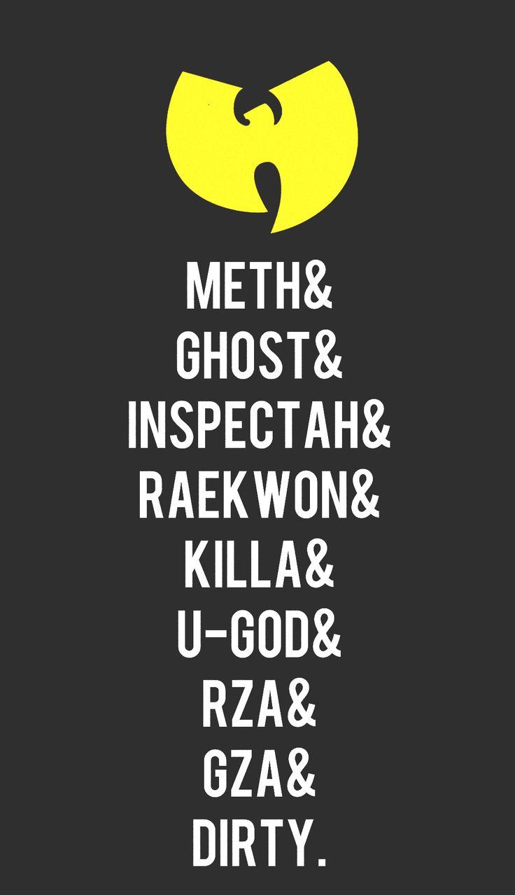 Wu-Tang Clan Baby!!