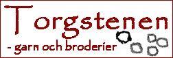 Torgstenen Garn och Broderier - stickgarn, virkgarn, ekologiskt garn postorder online på nätet