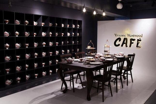 Vivienne Westwood Cafè e Boutique, Taiwan | Simona Franci - Fortebis Group