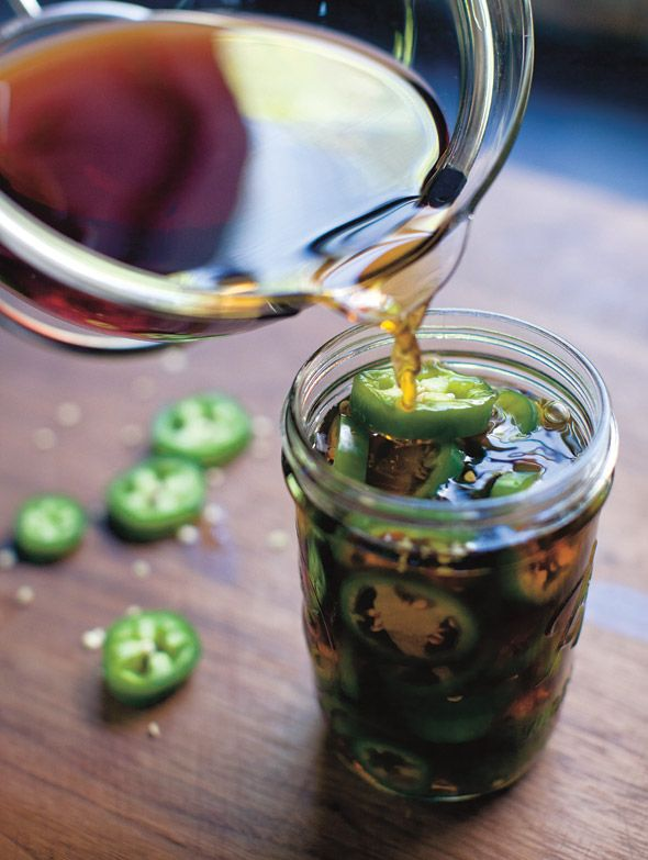 Pickled Jalapeno Peppers Recipe