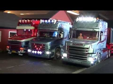 Rc Trucks (Midtjyskrc 17-01-2015 Trucks and more trucks) - YouTube