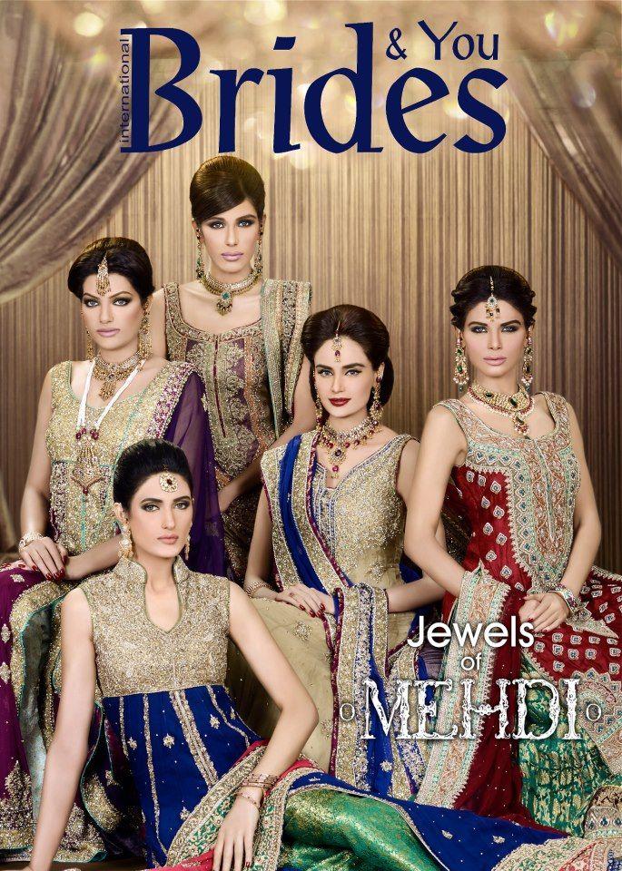 Pakistani Mehdi Brides