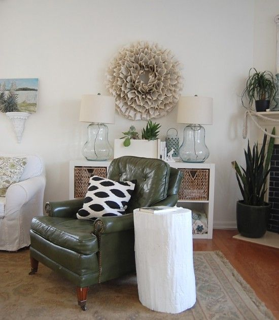 tour a beautifully imperfect home www.thenester.com