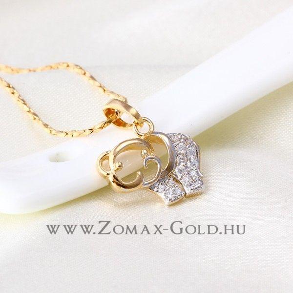 Klaudia szett - Zomax Gold divatékszer www.zomax-gold.hu