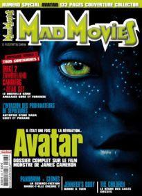 Mad Movies n°223, octobre 2009.  LES FILMS : Avatar. [Rec] 2. Carriers. Bienvenue à Zombieland. Dead Set.The Children, Jennifer's Body. L'Invasion des profanateurs Dossier Corée.    Chris Walas 2e partie.