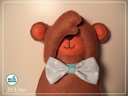 Sr Urso, realizado por Mil e Muitas, 2015