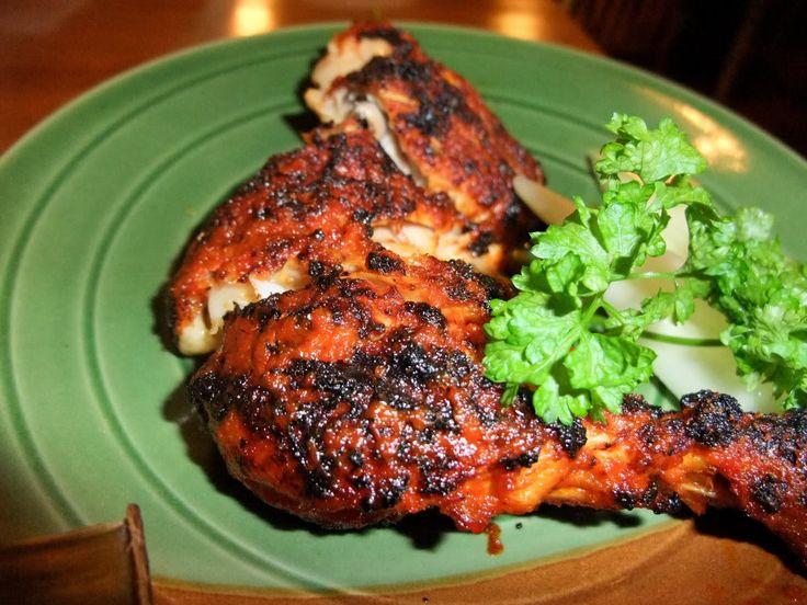 Resepi  Ayam  Bakar  Lembut