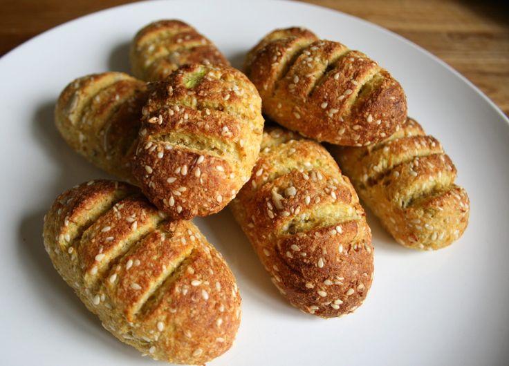 Glutenfritt bröd med Zucchini och morot, lchf, baka, lchfrecept, low carb lchf-bröd recept matblogg zucchinibröd lchfbröd, mandelmjöl, fitnessmat