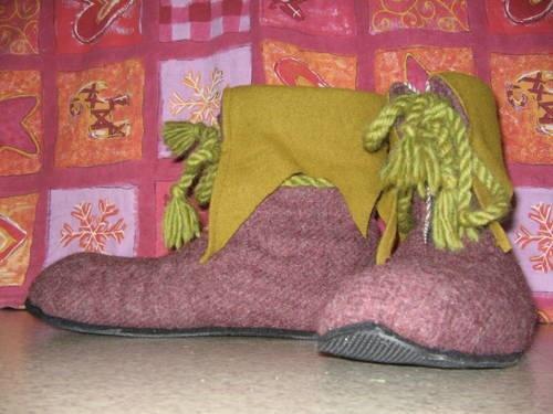 Finnish handmade shoes