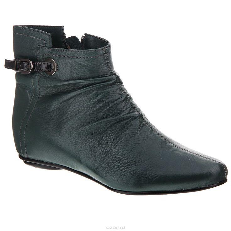 Ботинки женские. 4186B-17B-L4186B-17B-LЖенские ботинки на низком ходу от Lisette прекрасно подчеркнут ваш стиль. Верх модели выполнен из натуральной кожи. Мягкая байковая подкладка и стелька не позволят вашим ногам замерзнуть. Застегиваются ботинки на застежку-молнию. Оформлена модель люверсом и декоративным ремешком контрастного цвета с металлической пряжкой. Союзка изделия немного присборена. Подошва выполнена из прочной резины с противоскользящим рифлением. Такие ботинки сделают вас ярче…