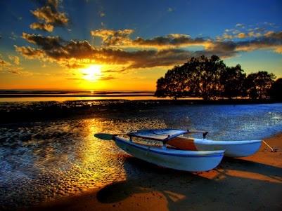 boat: Amazing Sunri, Beauty Artworks, Beauty Sunri, Boats Scenes, Nature Beaches, Desktop Wallpapers, Sunri Sunsets, Beaches Sunsets, Amazing Beaches