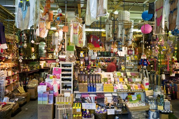 South Melbourne Market has loads of small stall to feast your eyes on. From fashion, to home made goods, to pets, to food and veg. All 5mins south of Melbourne's CBD.