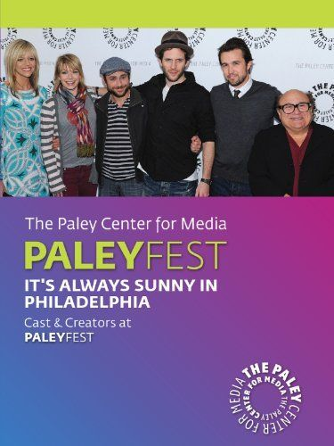 It's Always Sunny in Philadelphia: Cast & Creators Live at the Paley Center Amazon Instant Video ~ Rob McElhenney, http://www.amazon.com/dp/B004EPO5ZS/ref=cm_sw_r_pi_dp_ivmQtb0H8E2PF
