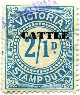 Victoria Revenue Stamp Catalogue