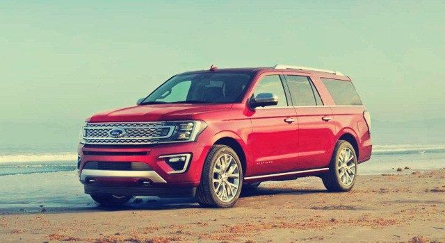 2020 Ford Expedition And Expedition Max Diesel Specs And Changes