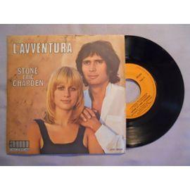 Vinyle 45 Tours Stone Et Charden « L'aventura », « La Musique Du Camionneur » - Stone Charden