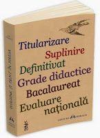 Subiecte, variante si rezolvari pentru examene nationale: titularizare, definitivat, grade didactice, bacalaureat, evaluare nationala si initiala