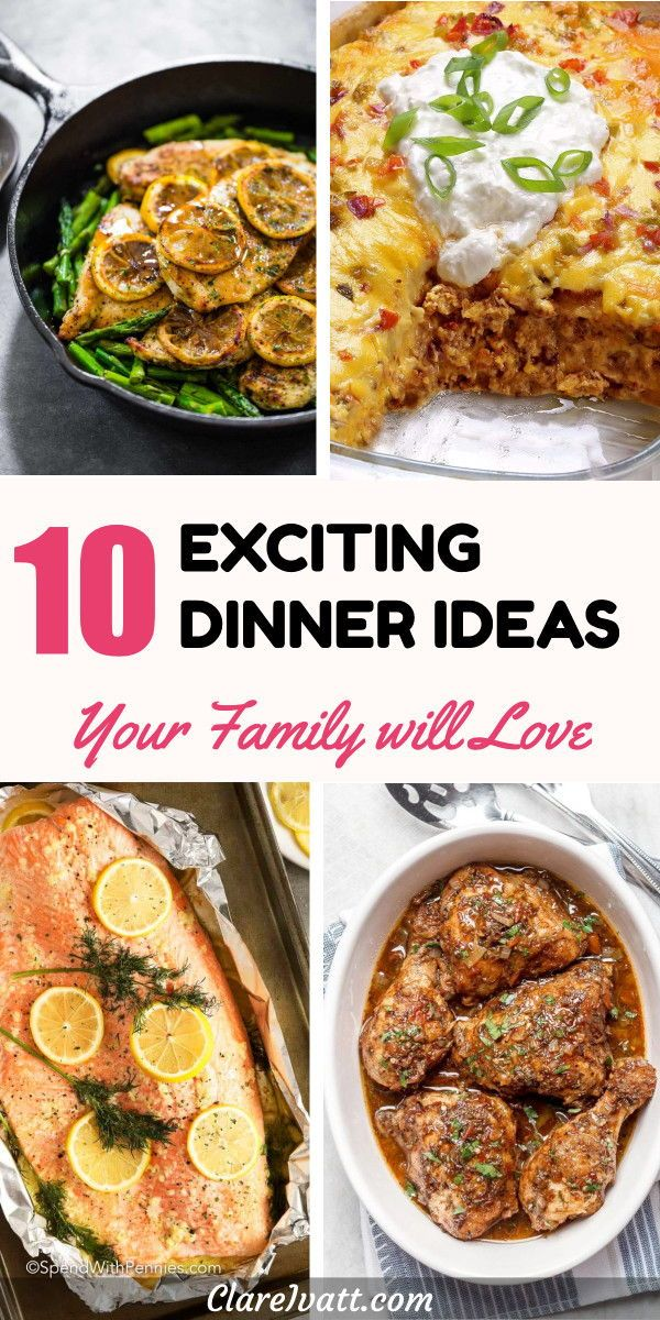 10 Delicious Dinner Ideas You Need To Try In 2020 Yummy Dinners Dinner Cooking Seafood