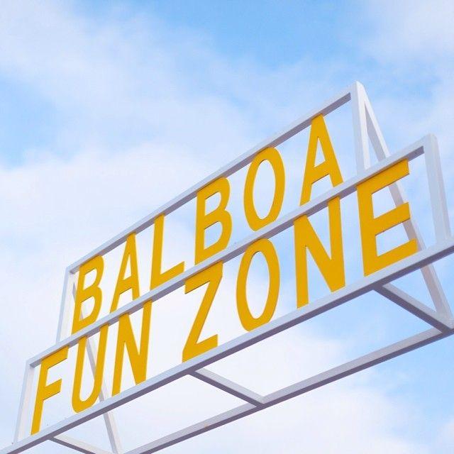 The Balboa Fun Zone