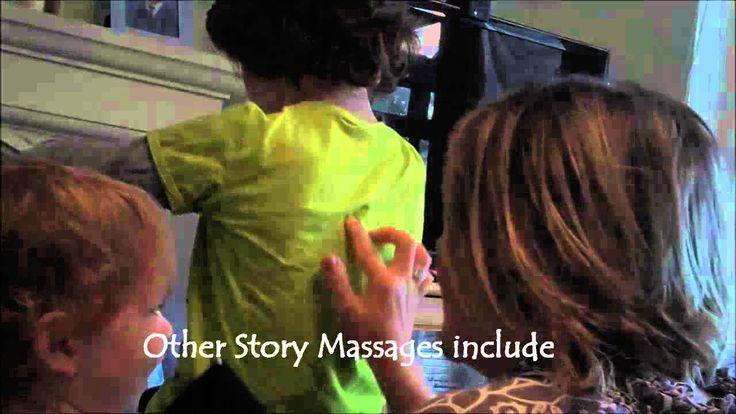 Verhaaltjes massage