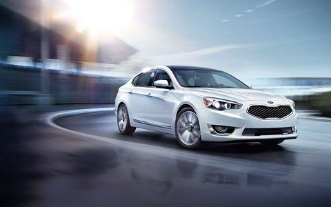 2016 Kia Cadenza Full Size Sedan | Impossible To Ignore