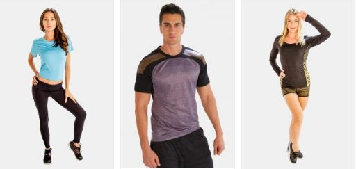 Make a Spectacular Entry in Your Gym with the Trendiest Fitness Shirt.
