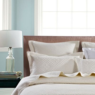 Calla Angel Saint Luxury Pure Cotton Quilted Pillow Sham & Reviews | Wayfair.ca