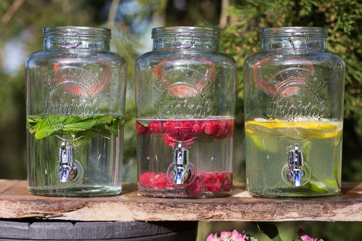 Our gorgeous #Kilner dispensers are perfect for serving #summer drinks.