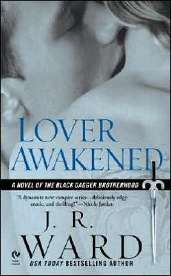 Lover Awakened (Black Daggere Brotherhood Series #3).     Zhadist & Bella.       WARNING : graphic violence, graphic sex, graphics profanity.