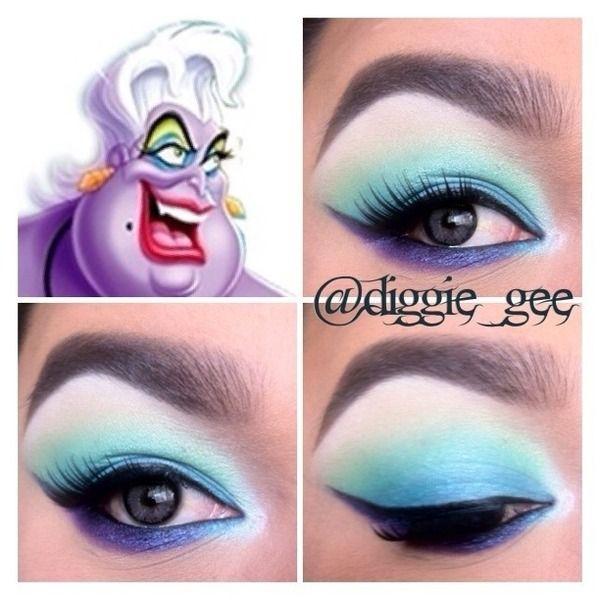 手机壳定制womens black shox   A softer touch on Ursula   s makeup from The Little Mermaid