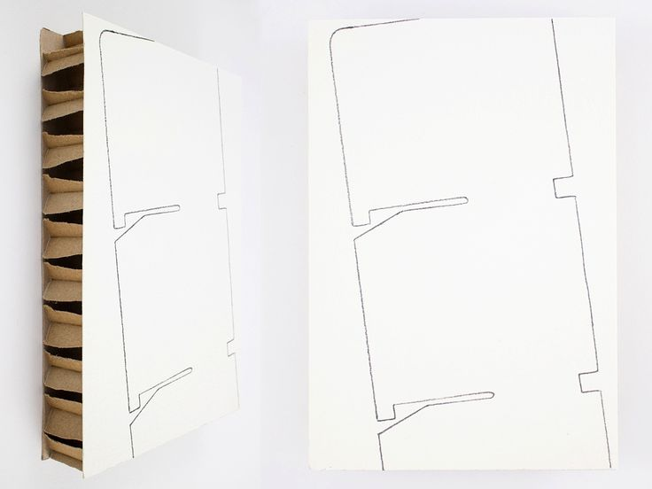 JustynHegreberg, Segmentation Fault, 2016 graphite on paper on honeycomb cardboard