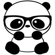 Nerd Panda