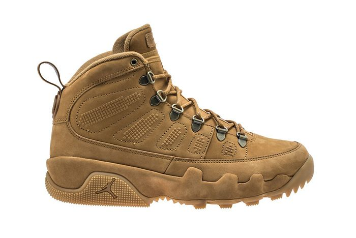 01057e065ce4 The Air Jordan 9 Boot Returns