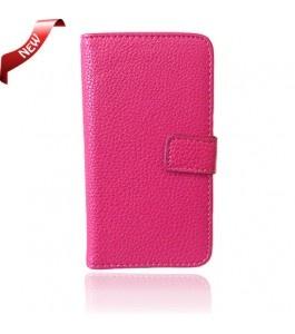 iPhone 5 Cases : Flip Book Pink