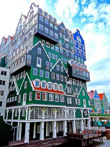 Inntel Hotels Amsterdam Zaandam, The Netherlands | by Ken Lee 2010