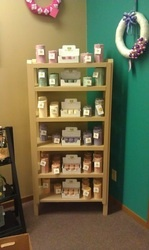 Palm Tree Candle Company on display at That Chick Boutique, Howard Lake, MN. Great gifts! www.facebook.com/palmtreecandlecompany.com  Photo Gallery - Palm Tree Candle Company