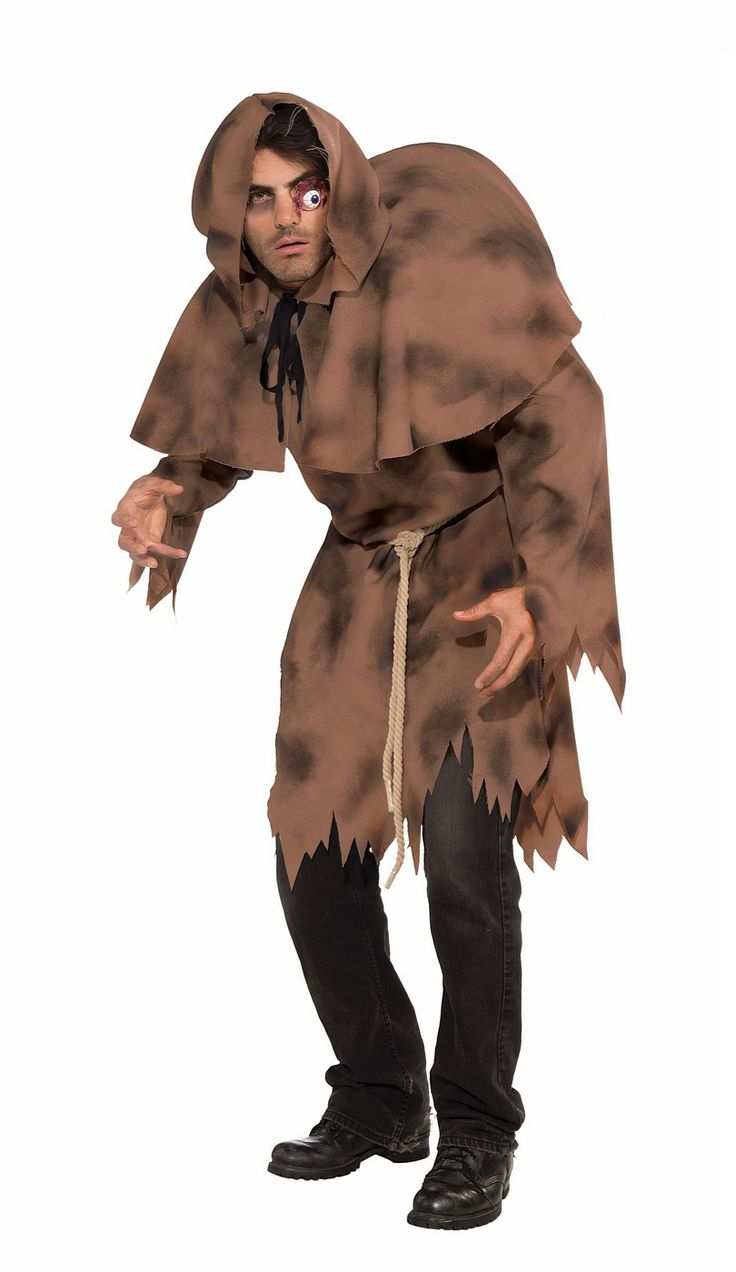 Results 181 240 of 644 for indoor halloween decorations - Hunchback Costume