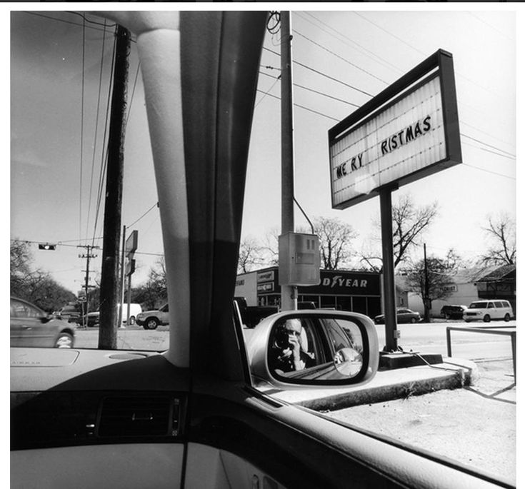 lee friedlander photography | America by Car: Lee Friedlander's Photography | TheCityFix