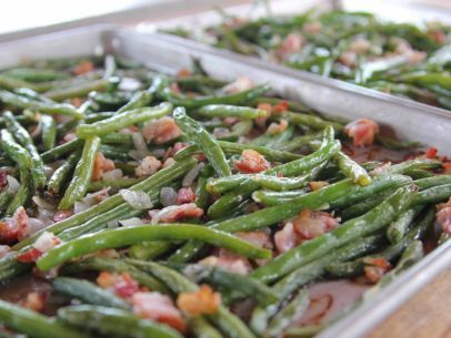 Roasted Green Beans Recipe : Ree Drummond : Food Network