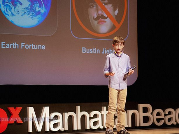 """This talk–the speaker, Suarez, is only 12. On top of that, he has already taught himself to build iPhone apps.  """"I've always had a fascination for computers and technology,"""" he says.   But in his capacity as a software developer, Suarez says, he often finds that other kids come to him for advice on where to learn how to make their own apps. He encourages starting with the basics, like Python and Java, as well as Apple's Software Development Kit. Now, he is leading an App Club at his school."""