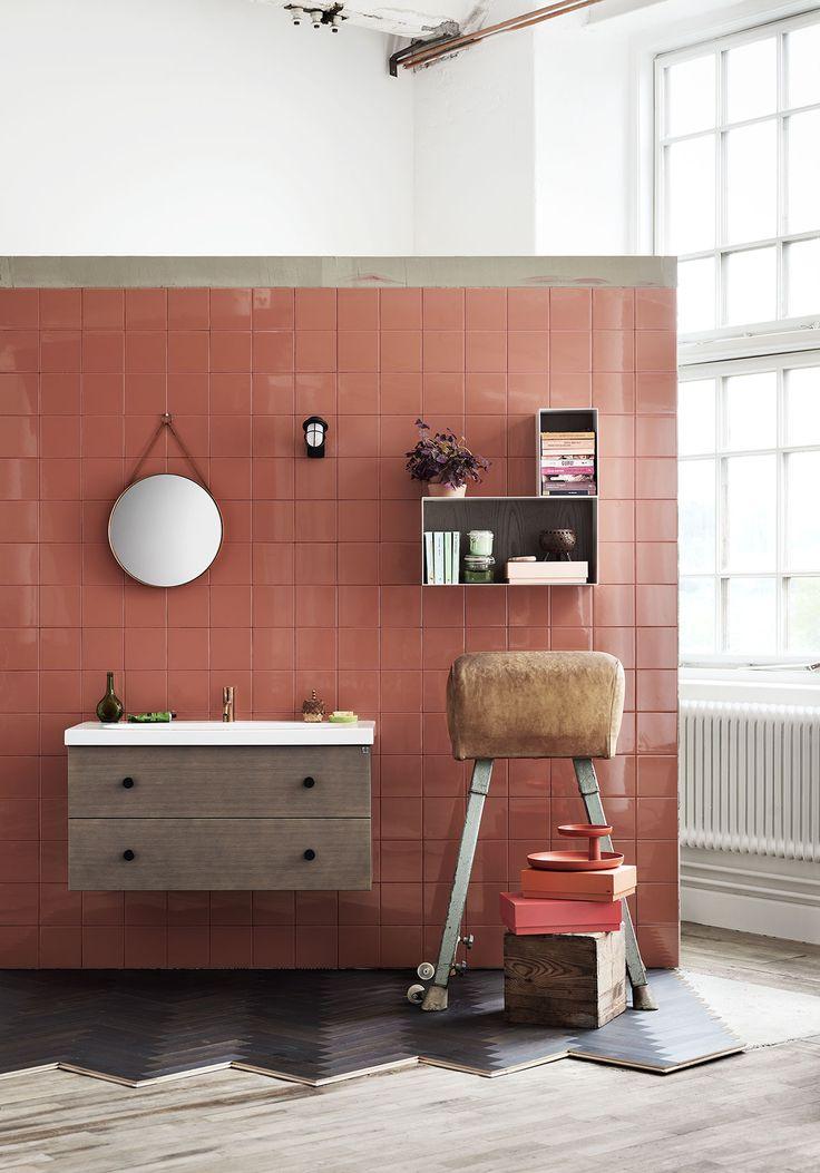 VOLA Copper taps for bathrooms