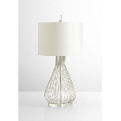 Whisked Fall Table Lamp - just in!  Great attention to detail.   Ships Free!