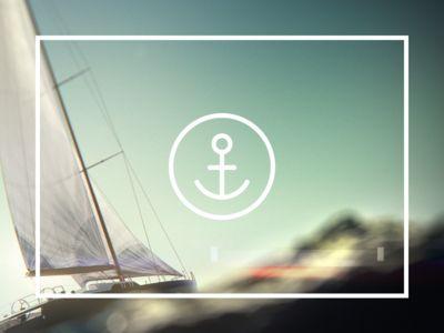 anchor.travel — logo