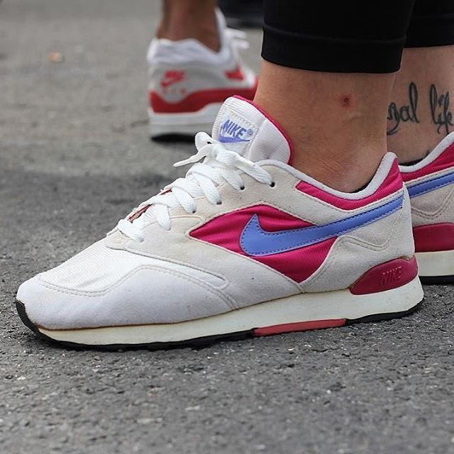 meet ea92e 183f9 Sneakers femme - Nike Gauntlet OG (©sneakervintage ©tiizh)  Fashion   Pinterest  Sneakers, Nike and Shoes
