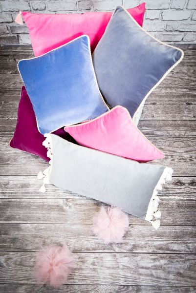 Maybe a pastel pillow? Just visit as on http://sklep.colorforhome.pl/ to choose one of them