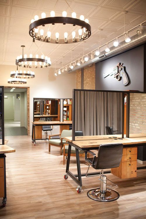 Salon of Distinction: Sine Qua Non Salon, West Town - Chicago, IL.  Equipment: Takara Belmont.