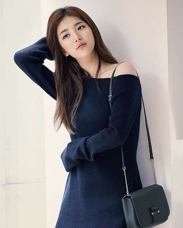 Suzy - Bean Pole Accessory F/W 2016 Collection • #suzy #baesuzy #suji #baesuji…